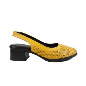 Sandale dama LA PINTA 0431-5020G Galben