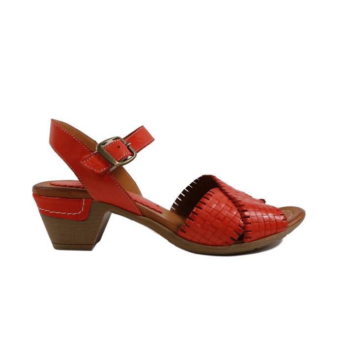Sandale dama LA PINTA 0618-5200 Corai