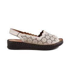 Sandale dama LA PINTA 0748-7310-1 Bej