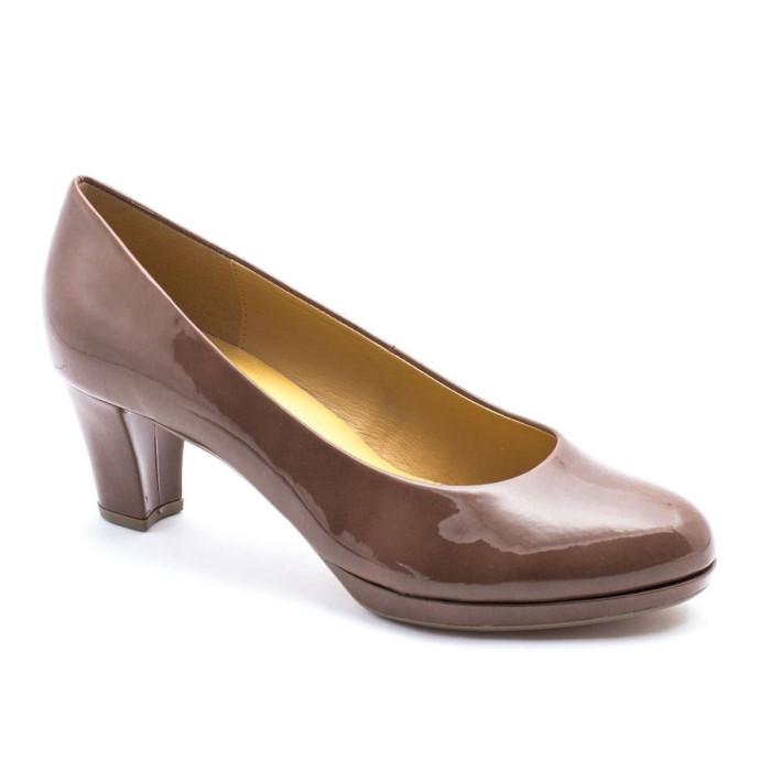 Pantofi dama Gabor Bej Nude Lacuiti