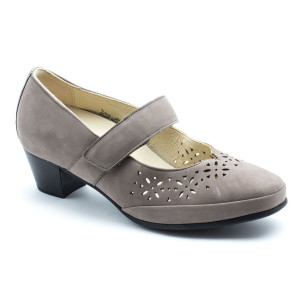 Pantofi dama Waldlaufer 590305 GREYP