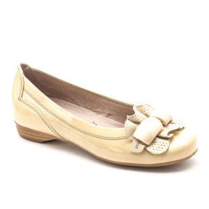 Pantofi dama Softwaves Crem