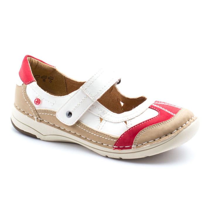 Pantofi dama Reflexan Rosu