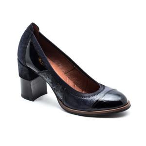 Pantofi dama Hispanitas Bleumarine