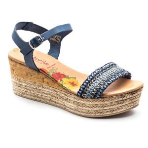 Sandale dama Marila Albastre
