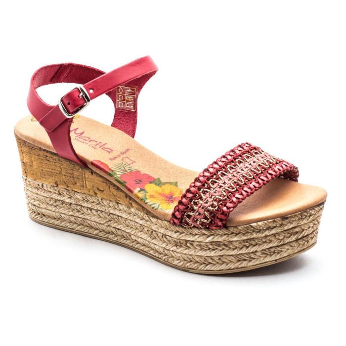 Sandale dama Marila Rosu