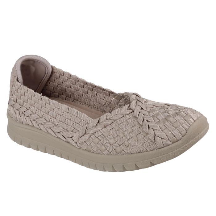 Pantofi dama Skechers 31860 Bej
