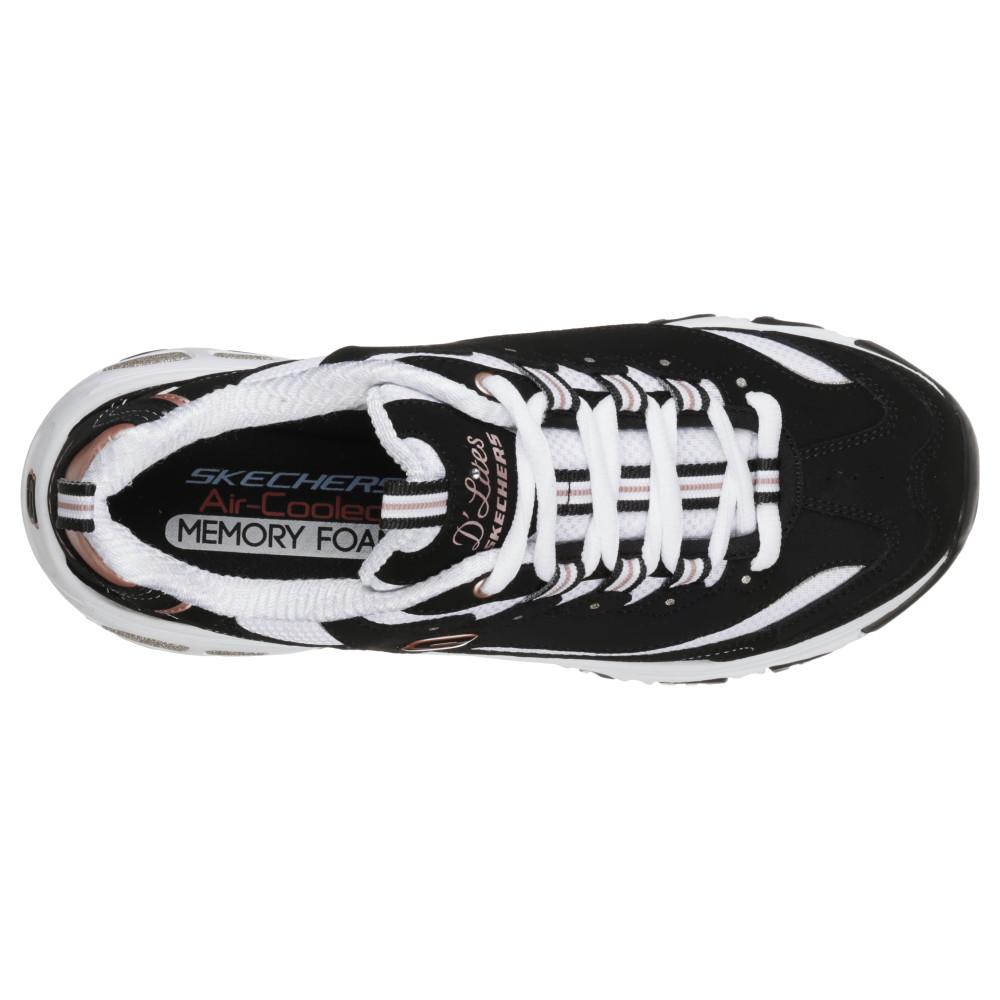 Pantofi sport dama Skechers 13154 Negru