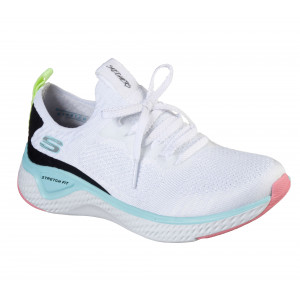 Pantofi sport dama Skechers 13325 Alb