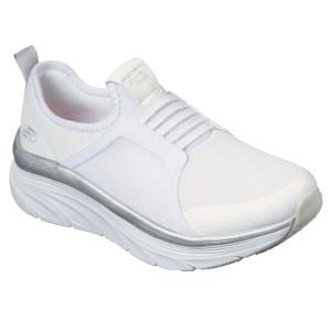 Pantofi sport dama Skechers 149013 Alb