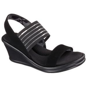Sandale dama Skechers 38472 Negru