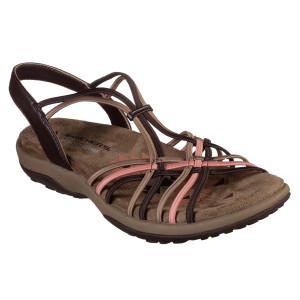 Sandale dama Skechers 41062 Bej