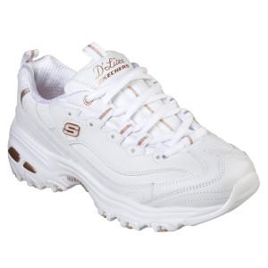 Pantofi sport dama Skechers 11931 Alb