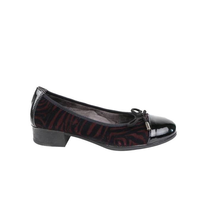 Pantofi dama Pitillos 6371 Negru