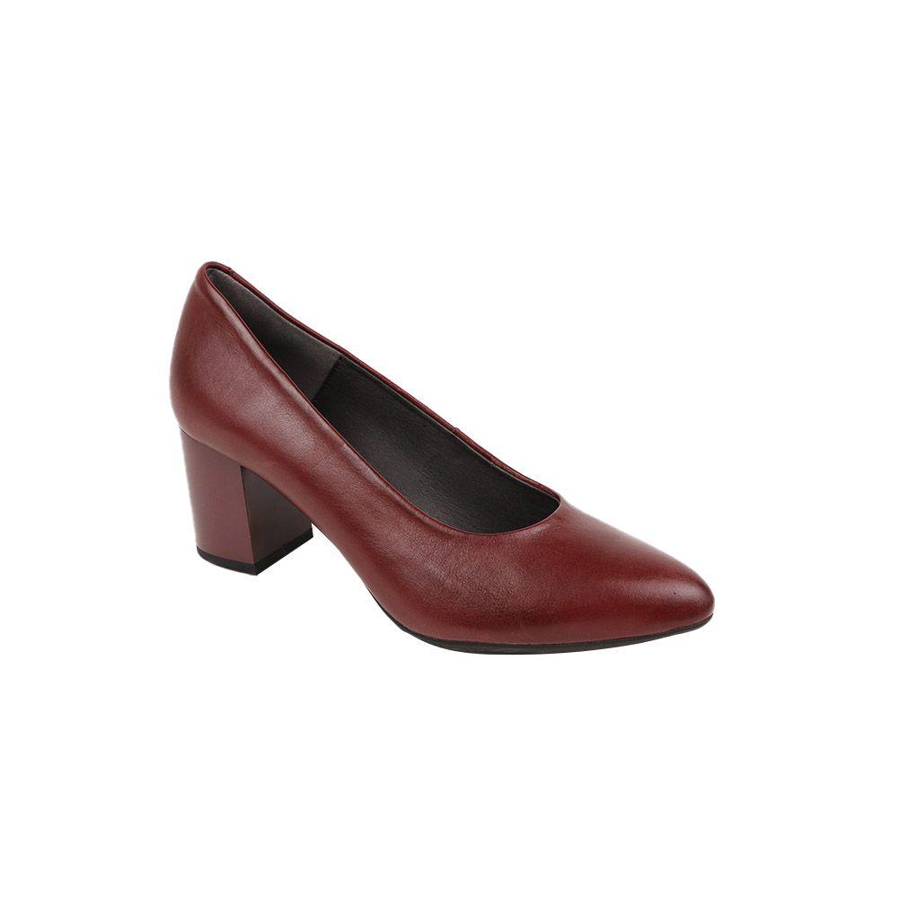 Pantofi dama Pitillos 6400 Bordo