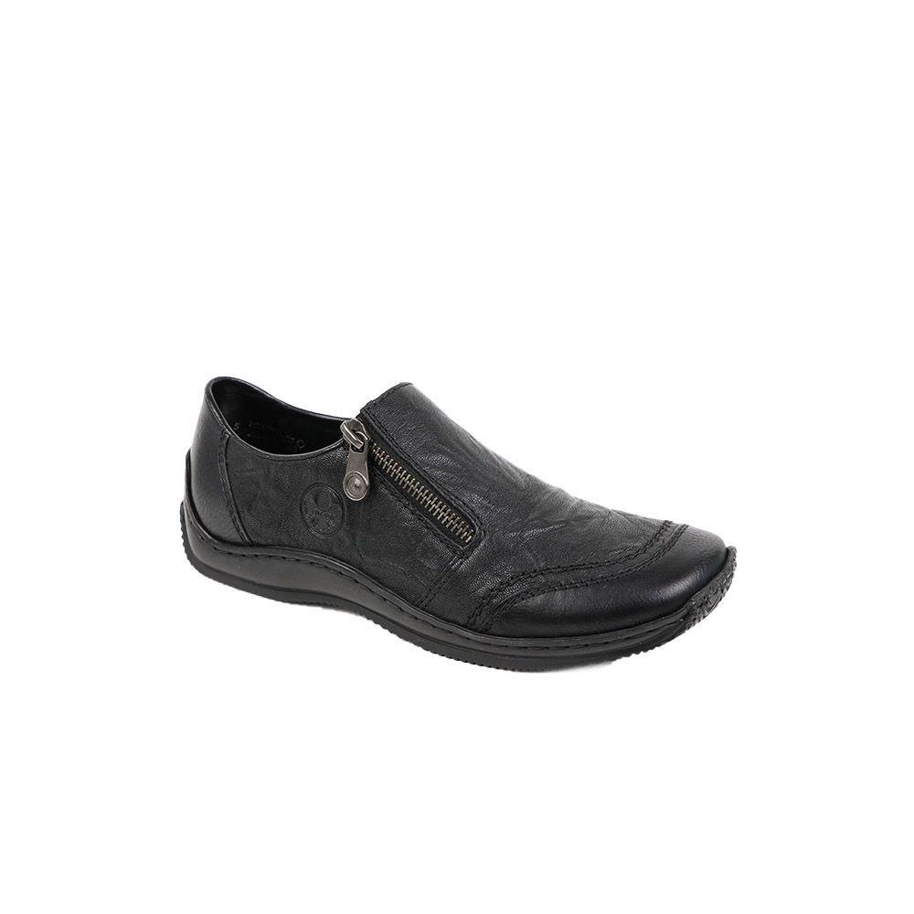 Pantofi dama Rieker L1771-00 Negru