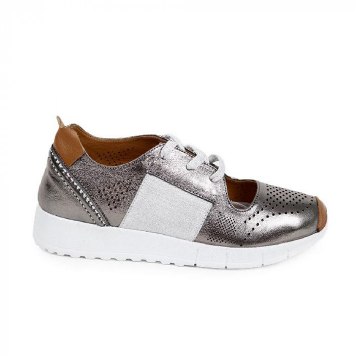 Pantofi dama Victoria Scarlett 4104 Gri