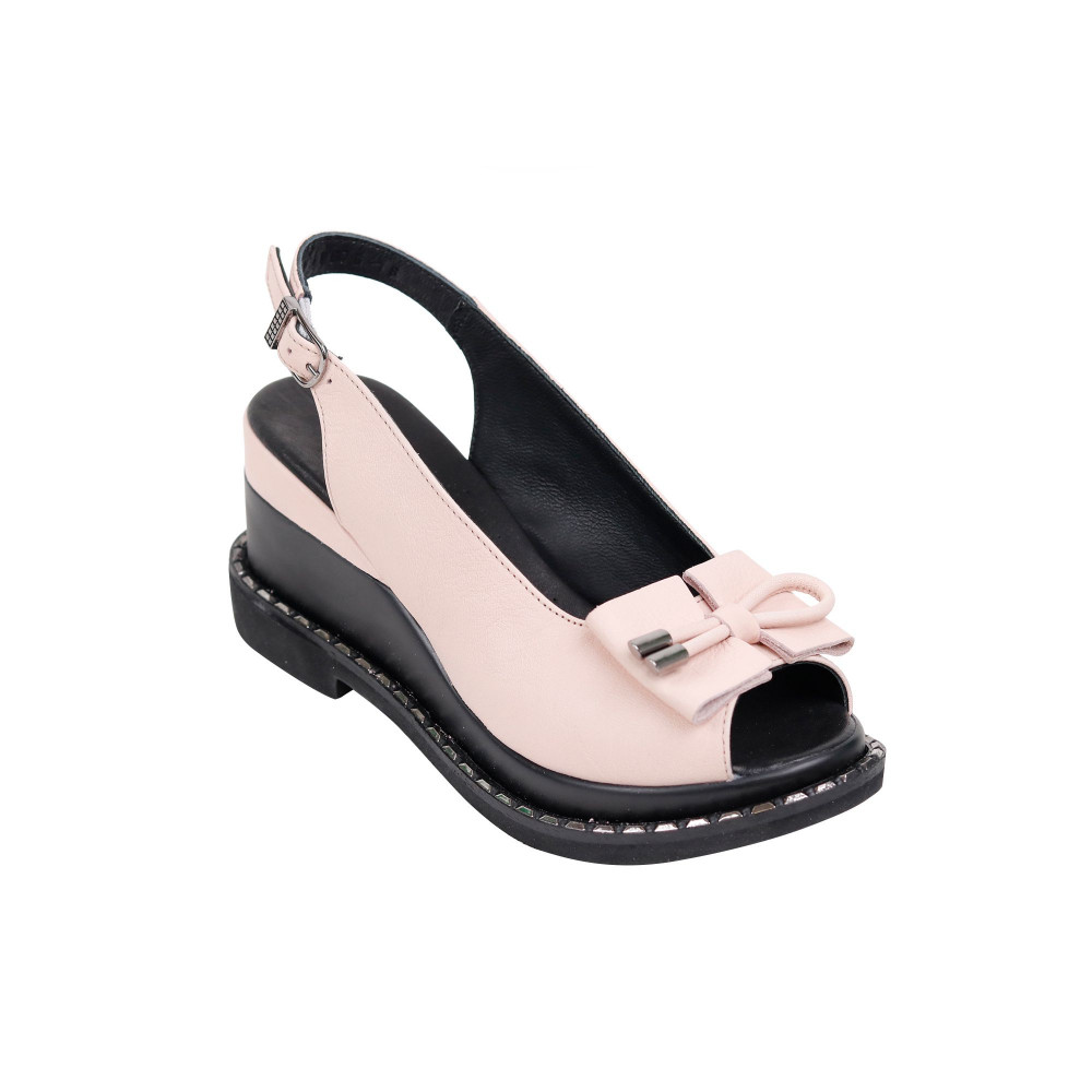 Sandale dama MYM 191676 Pudra