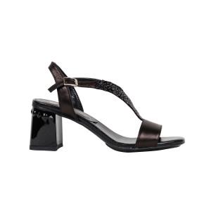 Sandale dama Kordel ROMA-2 Negru