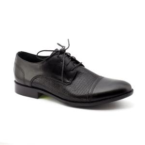 Pantofi barbati Rieker Negru