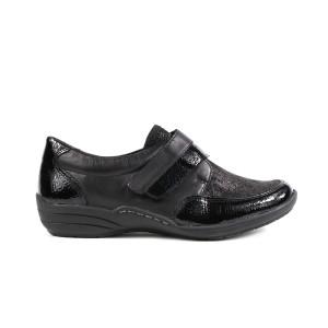 Pantofi dama REMONTE R7600-02 Negru