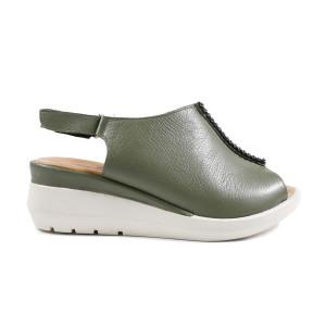 Sandale dama JSCARPE 651K Kaki