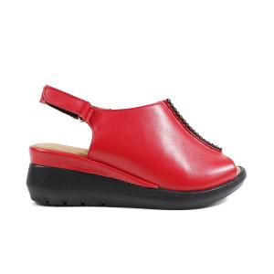 Sandale dama JSCARPE 651R Rosu