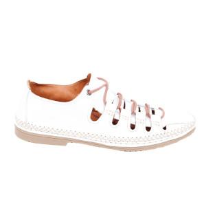 Pantofi dama MYM 193180 Alb