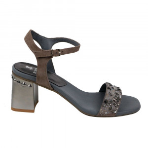 Sandale dama Kordel ROMA-1 Gri