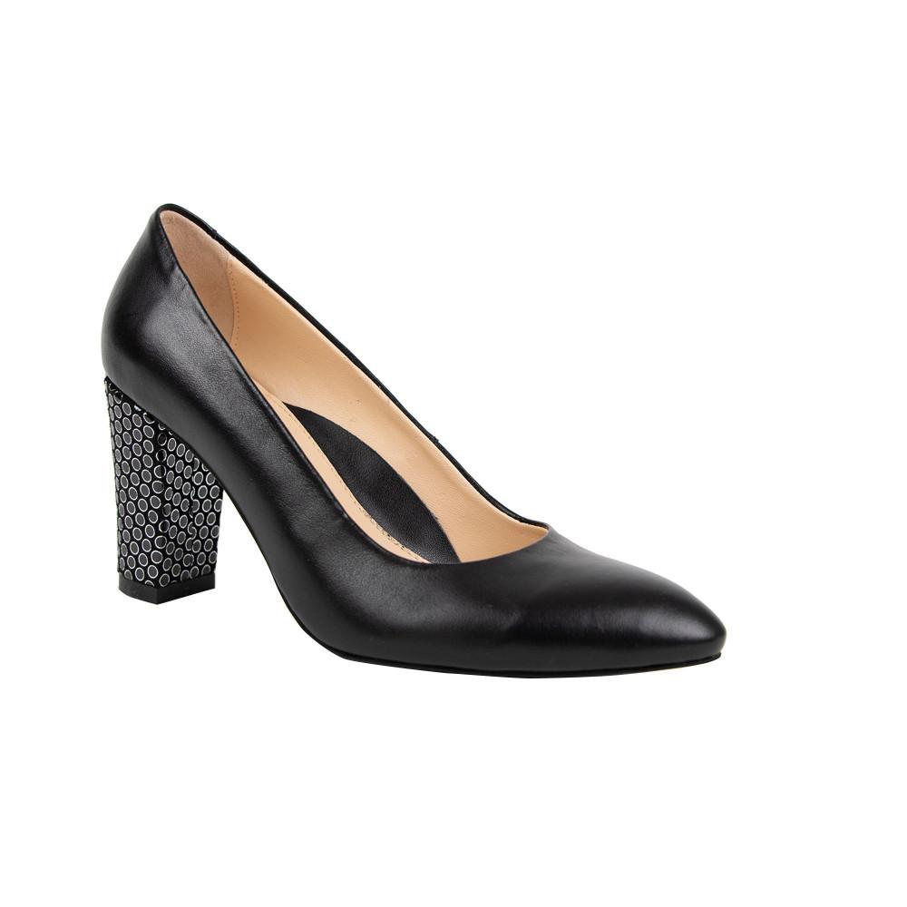 Pantofi dama Clarette 790 Negru