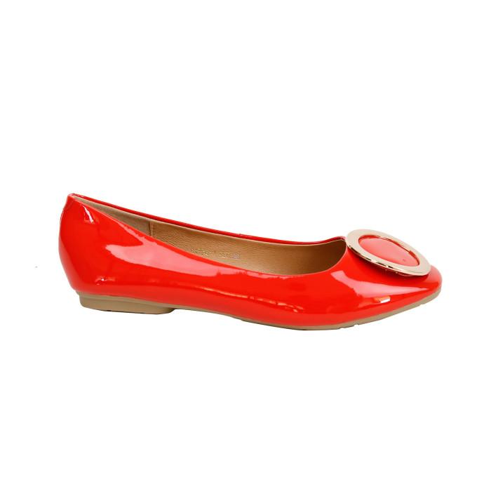Pantofi dama Formazione 1756-1 Rosu