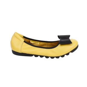 Pantofi dama Formazione 6179-2 Galben