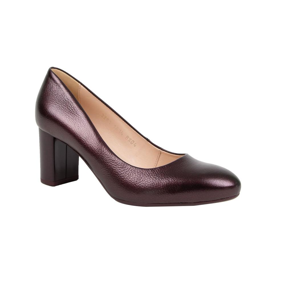 Pantofi dama Kordel 1614 Bordo