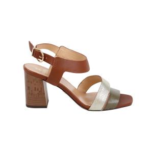 Sandale dama Kordel 1652 Maro-Verde