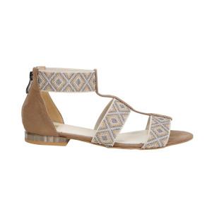 Sandale dama Kordel 1669 Bej