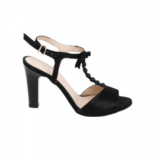Sandale dama Kordel 1832 Negru