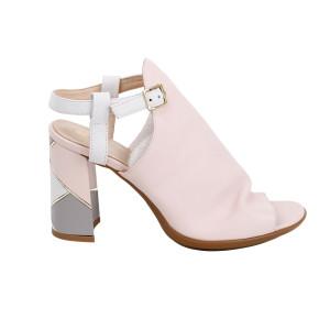 Sandale dama Kordel Paula14 Pudra