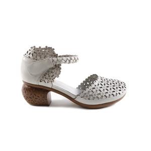 Pantofi dama Formazione 109-1 Crem