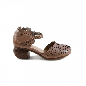 Pantofi dama Formazione 109-1 Pudra