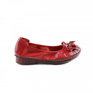 Pantofi dama Formazione 9205-1 Rosii