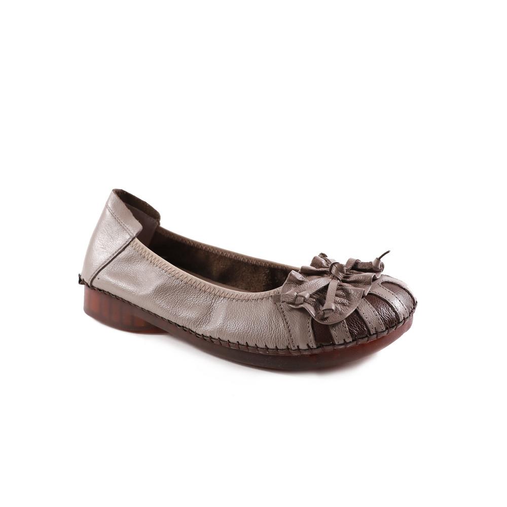 Pantofi dama Formazione 9205-1 Taupe