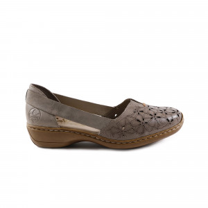 Pantofi dama Rieker 41356-64 Bej