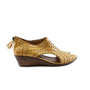 Sandale dama Dogati 58-17 Galbene