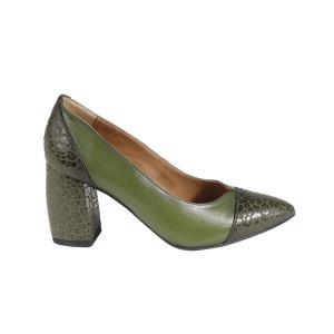 Pantofi dama Stefano 17340203 Verzi