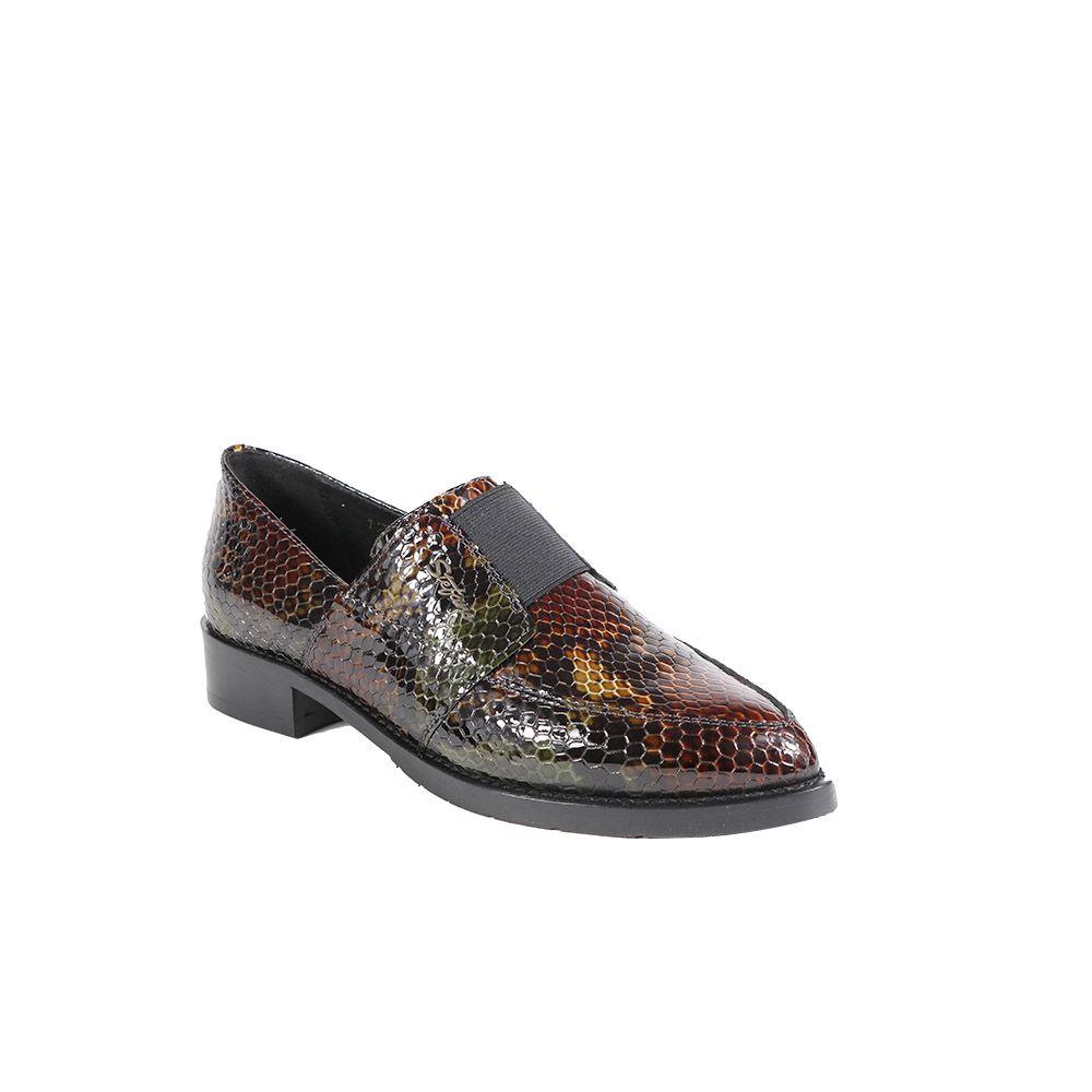Pantofi dama Stefano 17370304 Multicolori