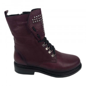 Ghete dama MYM 290290 Bordo