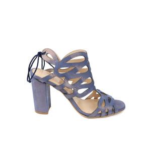 Sandale dama Kordel 1486 Albastru