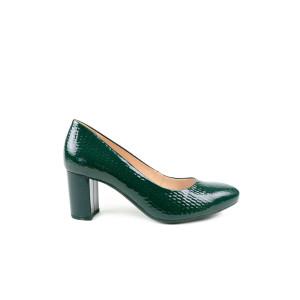 Pantofi dama Kordel 1614 Verde