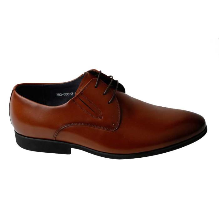 Pantofi barbati Eldemas 792-036-2 Maro