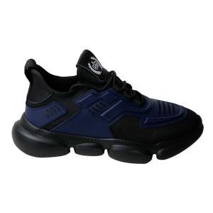 Pantofi barbati Franco Gerardo F266 Albastru